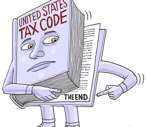 Nobody Talking Tax Code This Time Around