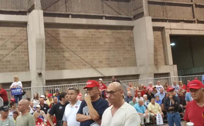 Thoughts on Tampa Trump Rally – Fight Back Media Group